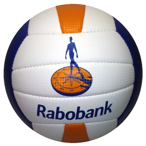 Volleyballen bedrukken